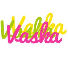 Vaska sweets logo