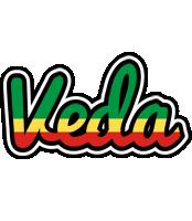 Veda african logo