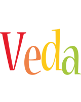 Veda birthday logo