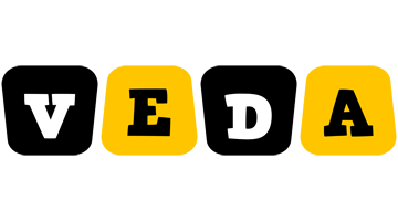 Veda boots logo