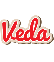 Veda chocolate logo
