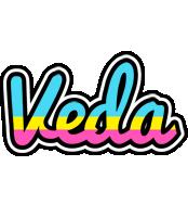 Veda circus logo