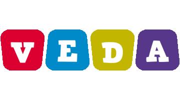 Veda daycare logo