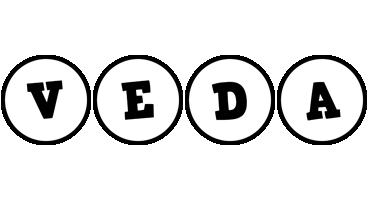 Veda handy logo