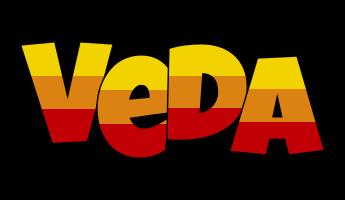 Veda jungle logo
