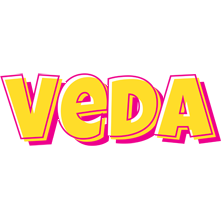 Veda kaboom logo