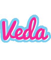 Veda popstar logo
