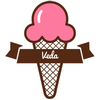Veda premium logo