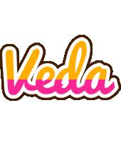 Veda smoothie logo