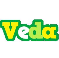 Veda soccer logo