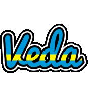 Veda sweden logo