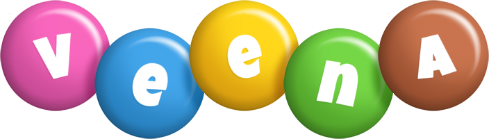 Veena candy logo