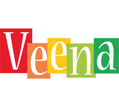 Veena colors logo