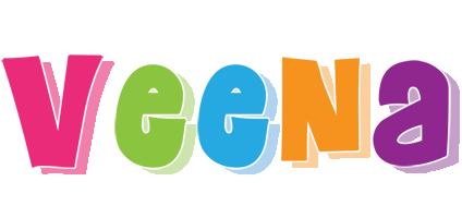 Veena friday logo