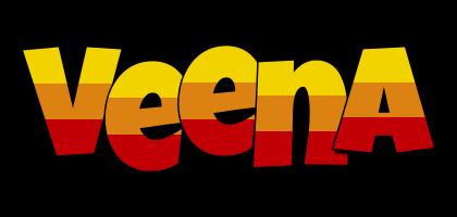 Veena jungle logo
