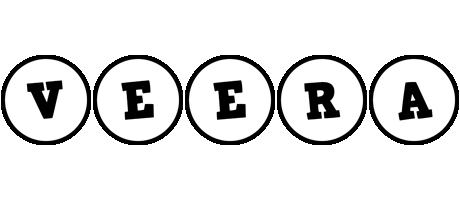 Veera handy logo