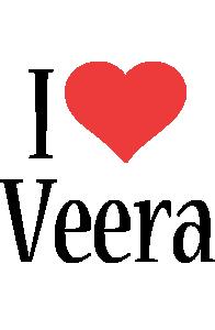 Veera i-love logo