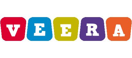 Veera kiddo logo