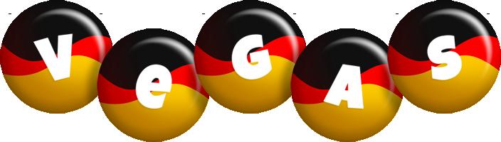 Vegas german logo