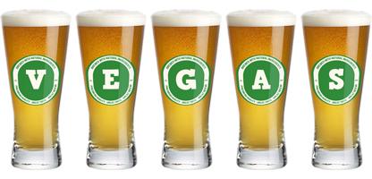 Vegas lager logo