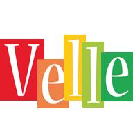 Velle colors logo