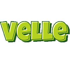 Velle summer logo