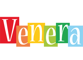 Venera colors logo