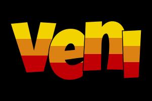 Veni jungle logo