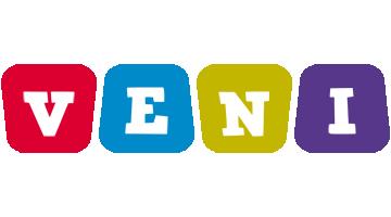 Veni kiddo logo