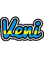 Veni sweden logo