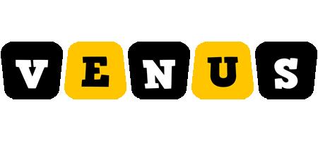 Venus boots logo