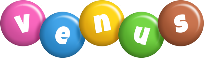 Venus candy logo
