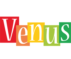 Venus colors logo