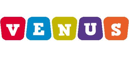 Venus daycare logo