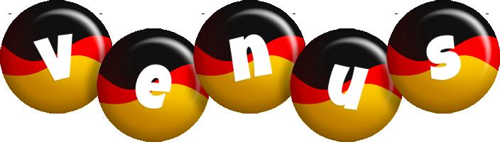 Venus german logo