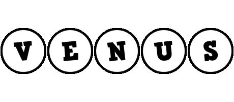 Venus handy logo
