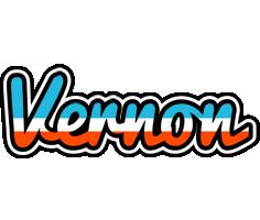 Vernon america logo