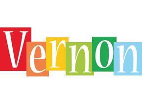 Vernon colors logo