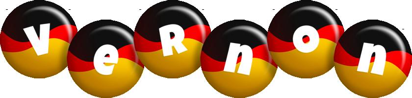Vernon german logo