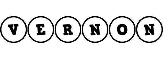 Vernon handy logo
