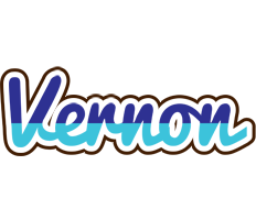 Vernon raining logo
