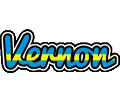 Vernon sweden logo