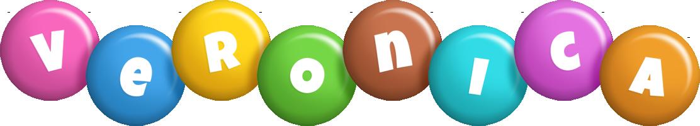 Veronica candy logo