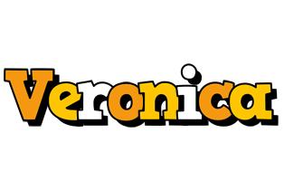 Veronica cartoon logo