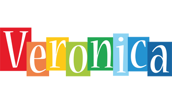 Veronica colors logo