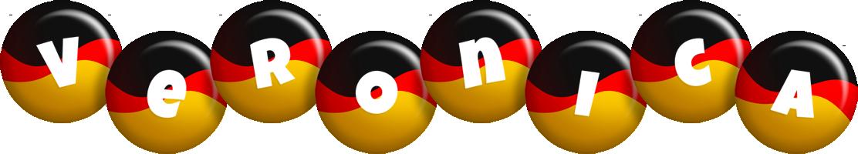 Veronica german logo