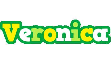 Veronica soccer logo