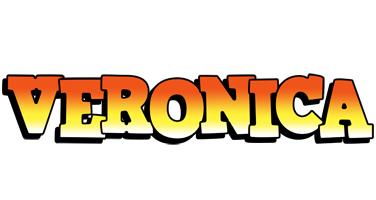 Veronica sunset logo