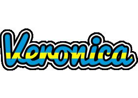 Veronica sweden logo