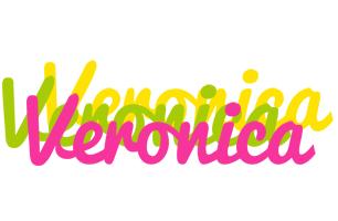 Veronica sweets logo